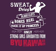 Girls Graduated From Byuhawall Unisex T-Shirt