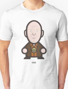 Breaking Bad Icon Set - HANK T-Shirt