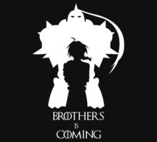 Brothers Is Coming Kids Tee