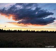 Bend Sky Photographic Print