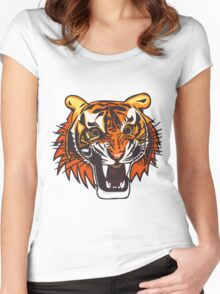 Tiger 2 Women's Fitted Scoop T-Shirt