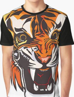 Tiger 2 Graphic T-Shirt