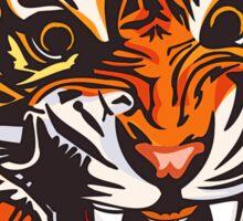 Tiger 2 Sticker