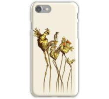 Dali Chocobos iPhone Case/Skin