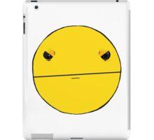 Angry Pac-Man iPad Case/Skin