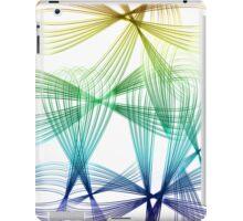 Colourful Strings iPad Case/Skin