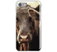 Legendary Cattle iPhone Case/Skin