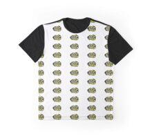Yellow Lips Graphic T-Shirt