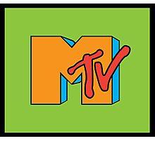 MTV Throwback 2 Photographic Print