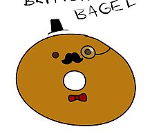 British Bagel by space-picnics