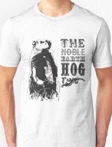 The Noble Earth Hog Unisex T-Shirt