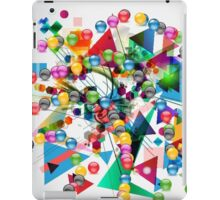 Ball&triangle iPad Case/Skin