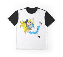 Alice Falling Graphic T-Shirt