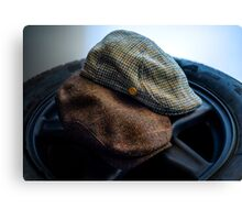 Duckbill Hats Canvas Print