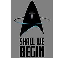 Kahn Star Trek Into Darkness Photographic Print