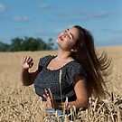 In the wheat fields by olivera kenic