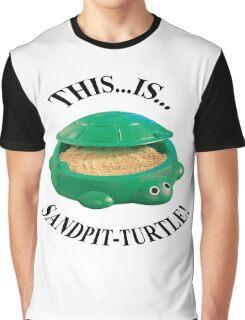 Bring Me The Horizon Sandpit Turtle Graphic T-Shirt