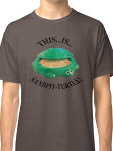 Bring Me The Horizon Sandpit Turtle Classic T-Shirt