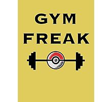 Pokemon Go Gym Freak Photographic Print