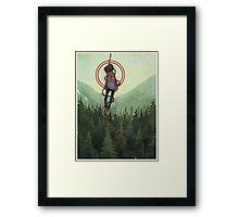 Swell Framed Print