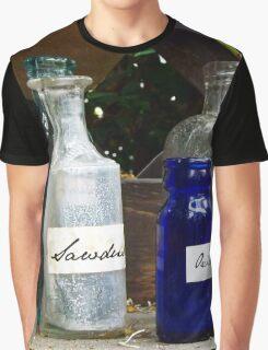 Bottles Graphic T-Shirt