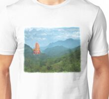 TAIWANESE TEMPLE Unisex T-Shirt