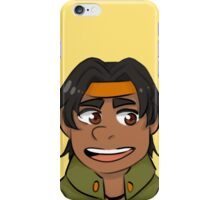 hunk the babe iPhone Case/Skin