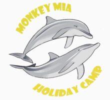 Monkey Mia Holiday Camp Baby Tee