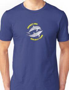 Monkey Mia Holiday Camp Unisex T-Shirt