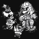 Super Shredder by jimiyo