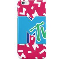 MTV Throwback 6 iPhone Case/Skin