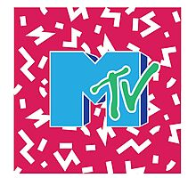 MTV Throwback 6 Photographic Print