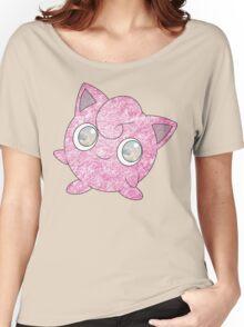 Woolen Jigglypuff Women's Relaxed Fit T-Shirt