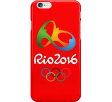 Rio 2016 Brazil iPhone Case/Skin