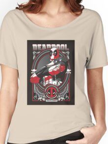 dead pool Women's Relaxed Fit T-Shirt