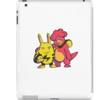 Magby and Elekid iPad Case/Skin