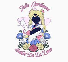 Jolie Gardienne - Sailor Moon Womens Fitted T-Shirt
