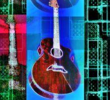 String Theory Sticker