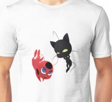 Plagg and Tikki Unisex T-Shirt