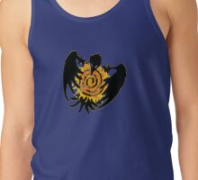 Trickster Raven with Sun Tank Top