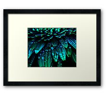 Midnight Blue Framed Print
