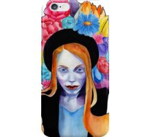 Spring witch iPhone Case/Skin