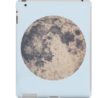 Feel by the Moon  iPad Case/Skin