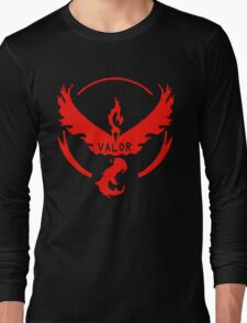 Team Valor Long Sleeve T-Shirt