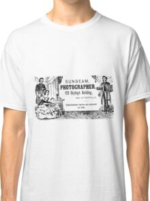 Sunbeam Photographer Classic T-Shirt