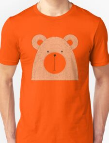 Hand drawn Teddy Unisex T-Shirt