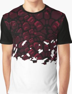pixel splash  Graphic T-Shirt