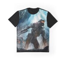 Halo Master Chief Guardians  Graphic T-Shirt