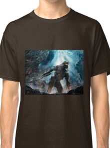 Halo Master Chief Guardians  Classic T-Shirt