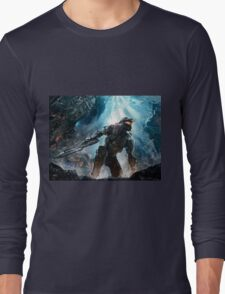 Halo Master Chief Guardians  Long Sleeve T-Shirt